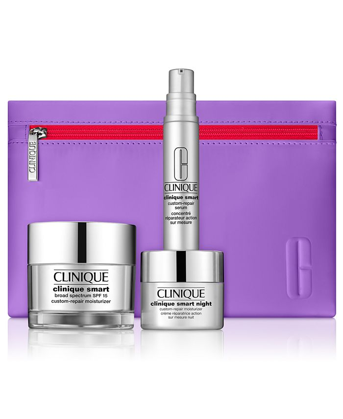 Clinique - 4-Pc. Smart & Smooth Gift Set