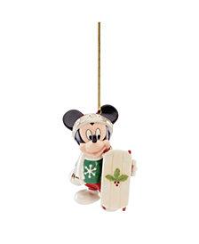 Lenox 2020 Let It Snow Mickey Ornament