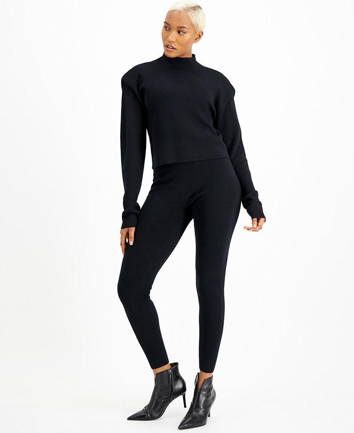 INC International Concepts - Mock-Neck Sweater