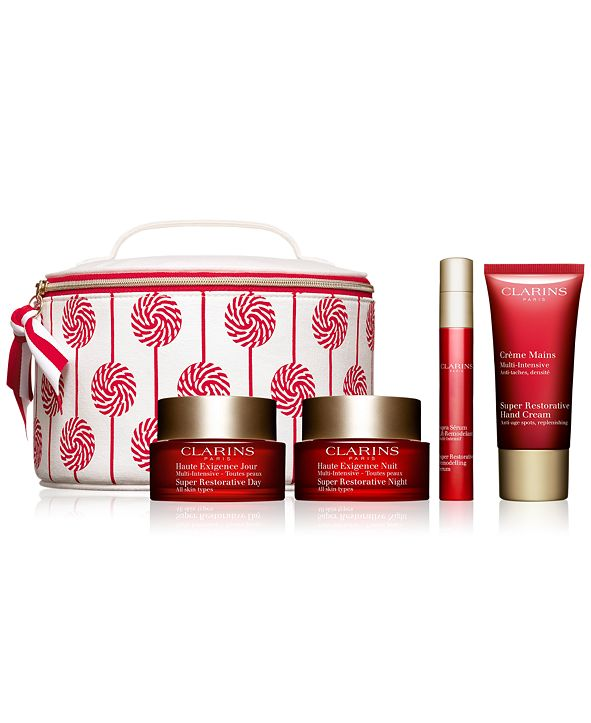 Clarins 5-Pc. Super Restorative Luxury Collection