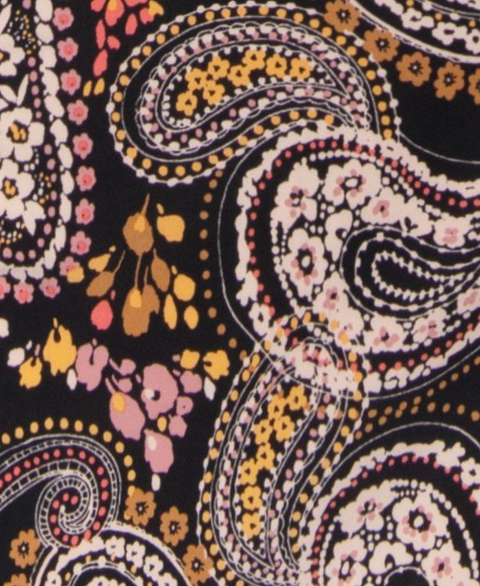 RACHEL Rachel Roy Printed-Chiffon Maxi Dress & Reviews - Dresses - Women - Macy's