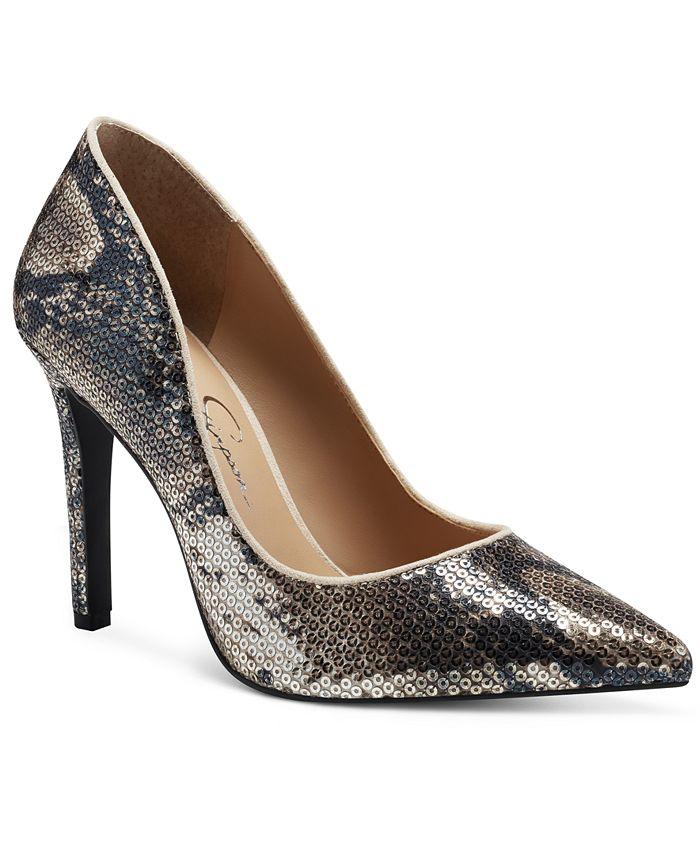 Jessica Simpson Cassani Pumps Created For Macy S Reviews Pumps Shoes Macy S