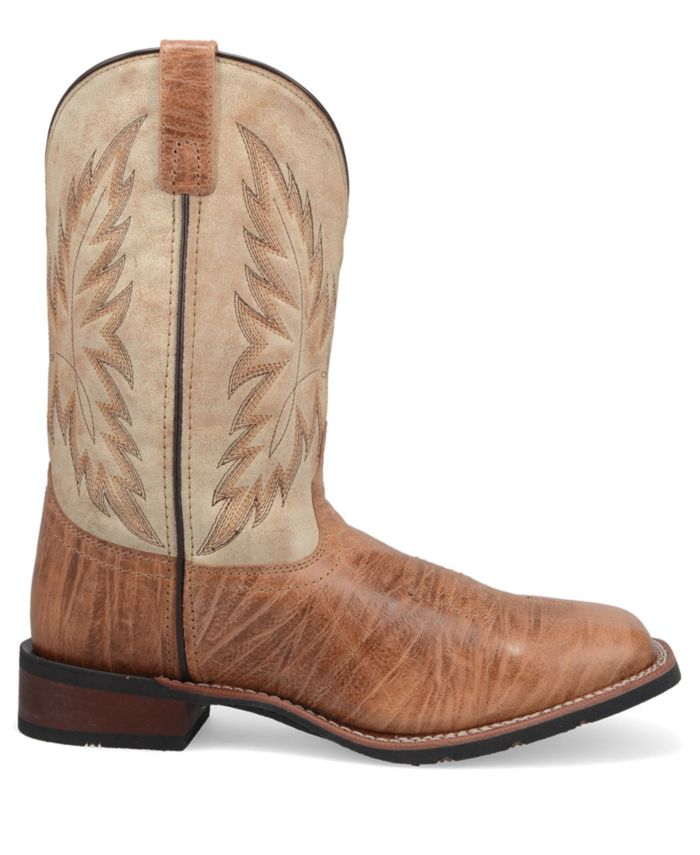 Laredo Men's Waggoner Boots & Reviews - All Men's Shoes - Men - Macy's