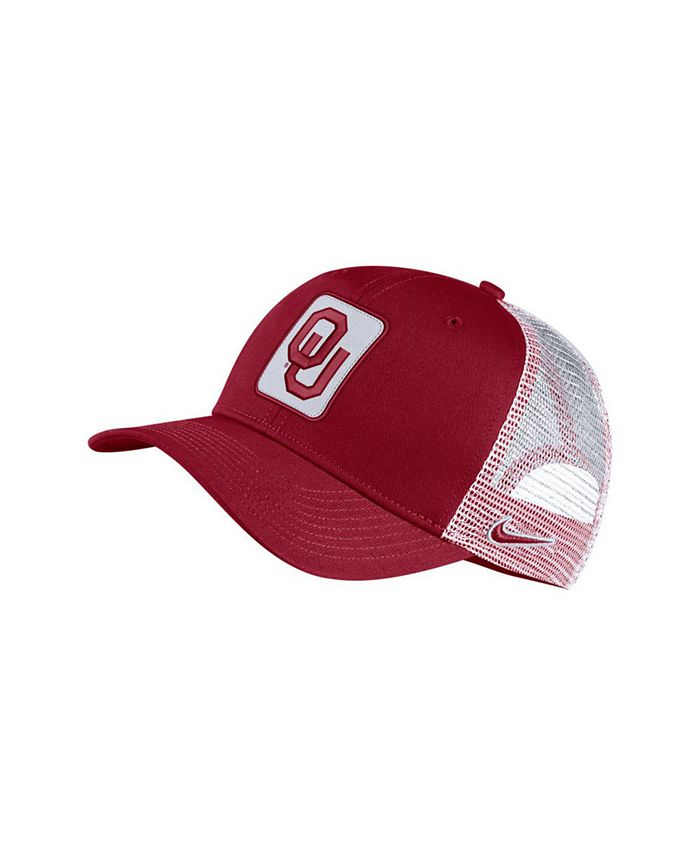 Nike - Oklahoma Sooners Patch Trucker Cap