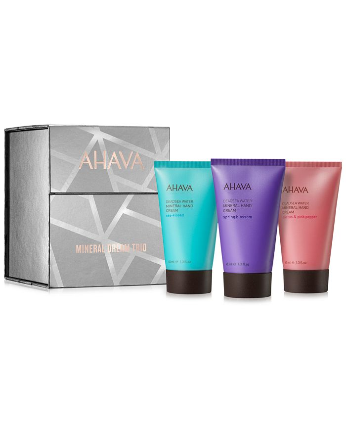 Ahava - 3-Pc. Mineral Dream Gift Set