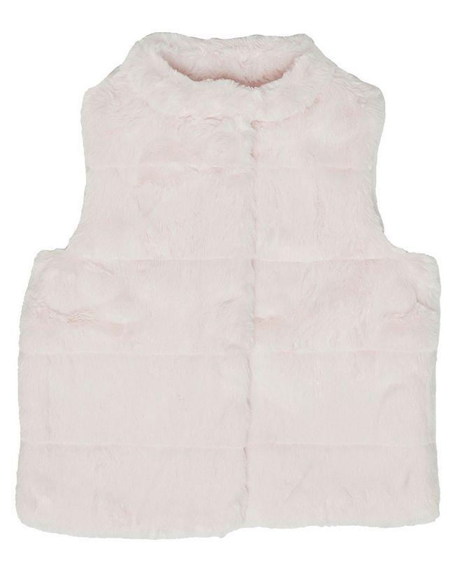 Epic Threads Little Girls Cut Coney Faux Fur Vest