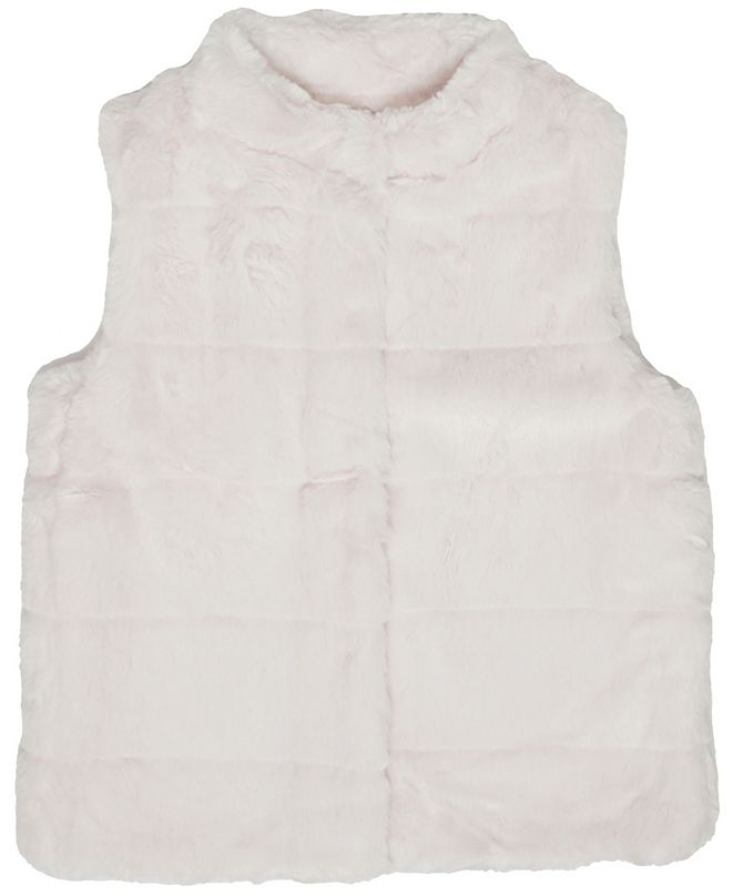 Epic Threads Big Girls Cut Cony Plush Vest