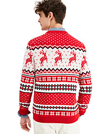 Charter Club Reindeer Family Sweaters, Created for Macy's