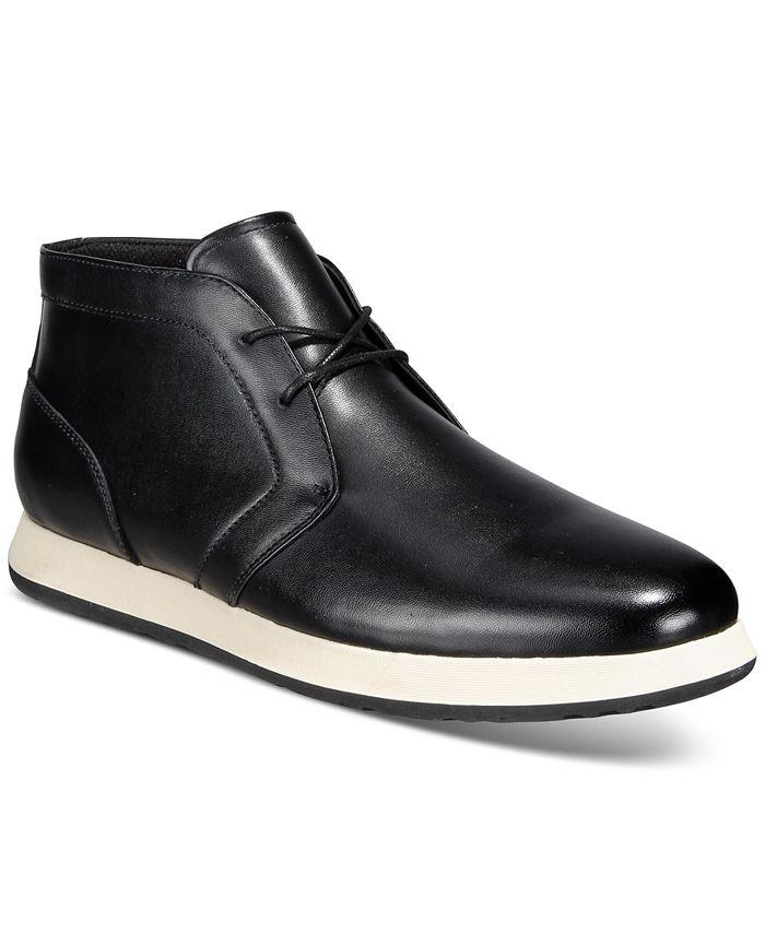 Alfani - Men's Keith Hybrid Chukka Boots