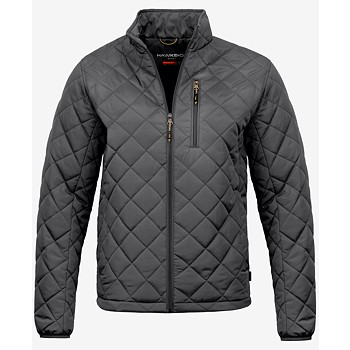 Hawke & Co. Men's Diamond Quilted Jacket