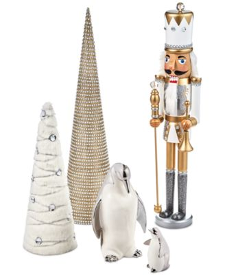 Shine Bright, Gold Nutcracker, Created for Macy's