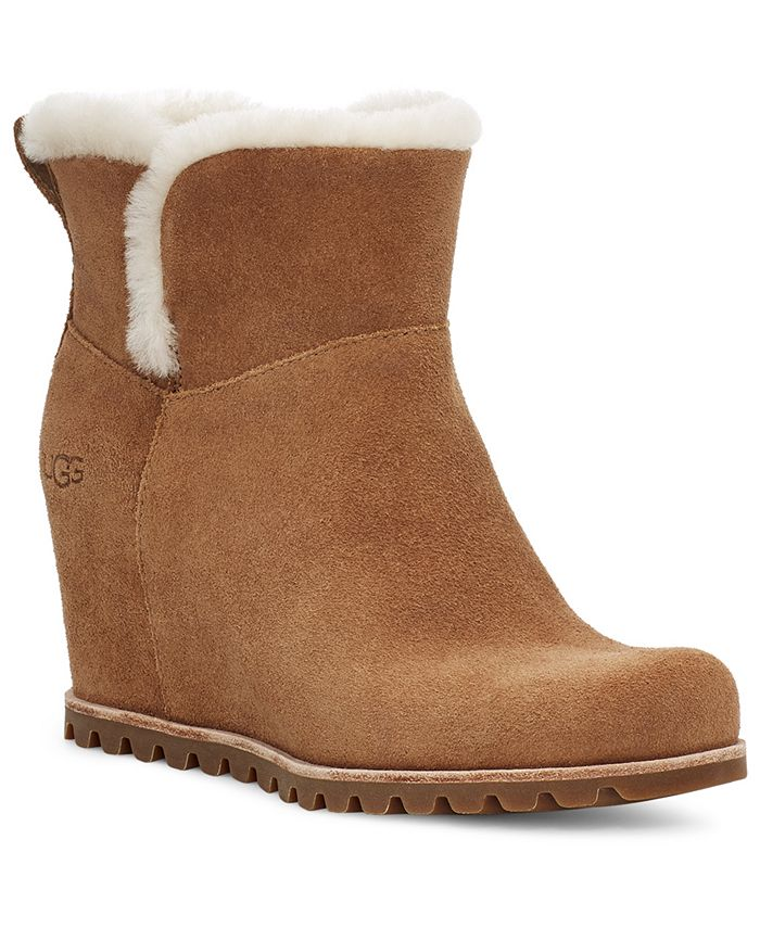 UGG® - Seyline Hidden-Wedge Booties