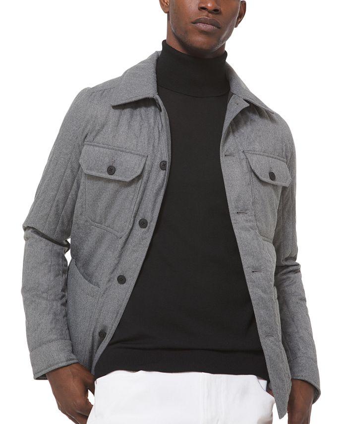 Michael Kors - Men's Vertical Quilted Jacket