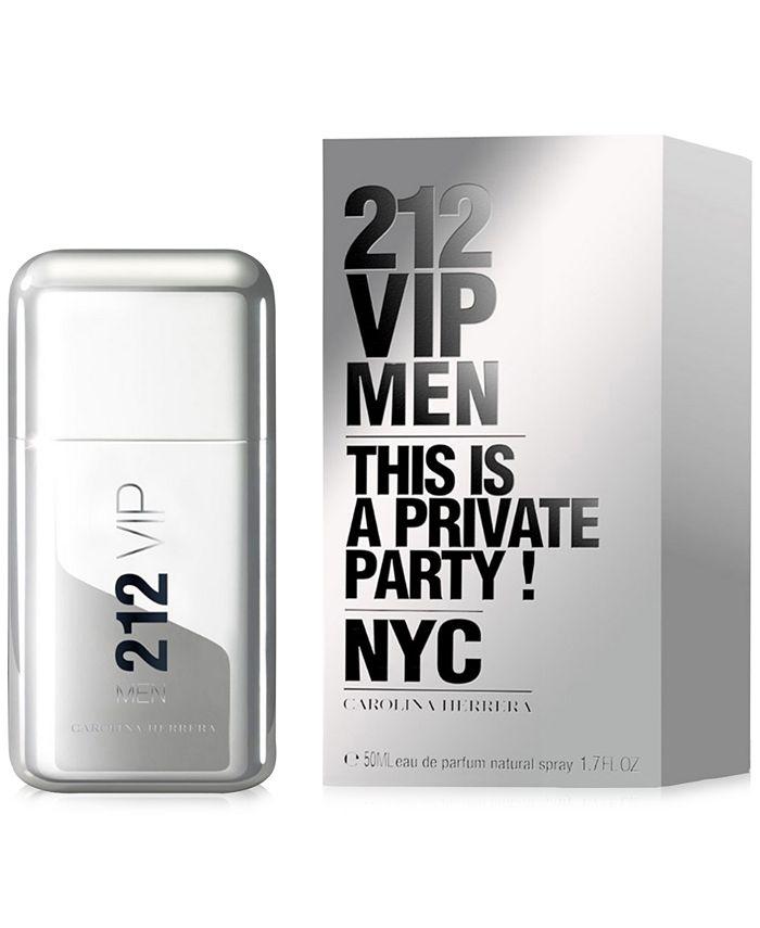 Carolina Herrera - Men's 212 VIP Men Eau de Parfum, 1.7-oz.