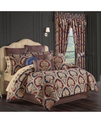 Middleton Queen 4 Piece Comforter Set