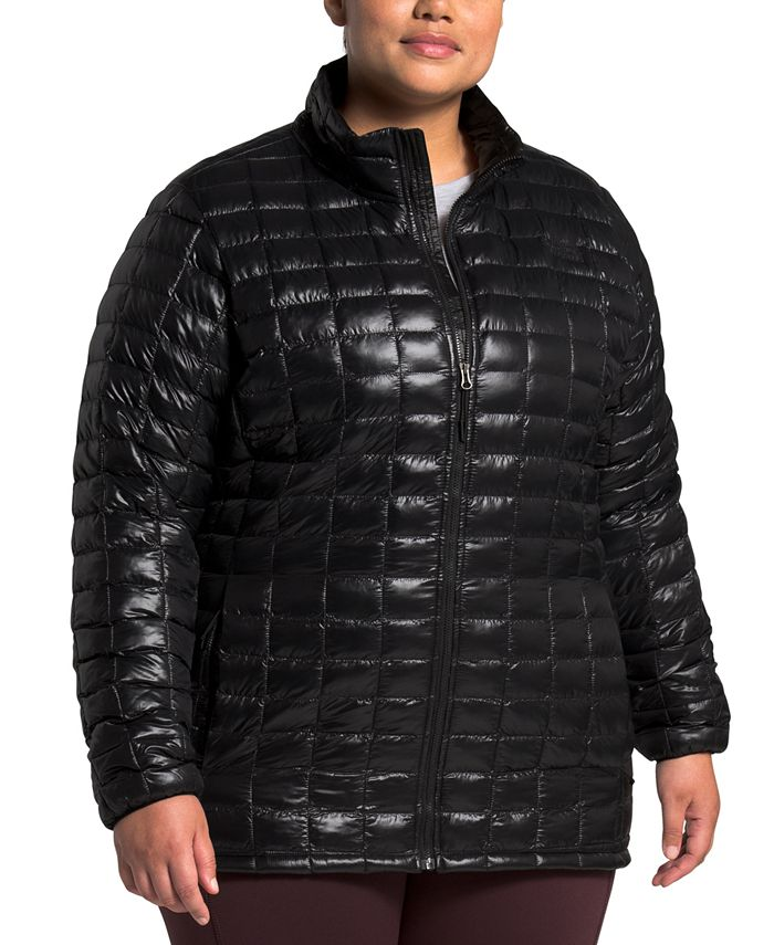 The North Face - Plus Size Thermoball Quilted Coat