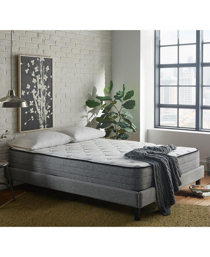 "Corsicana - SleepInc 10"" Cushion Firm Hybrid Mattress- Twin"