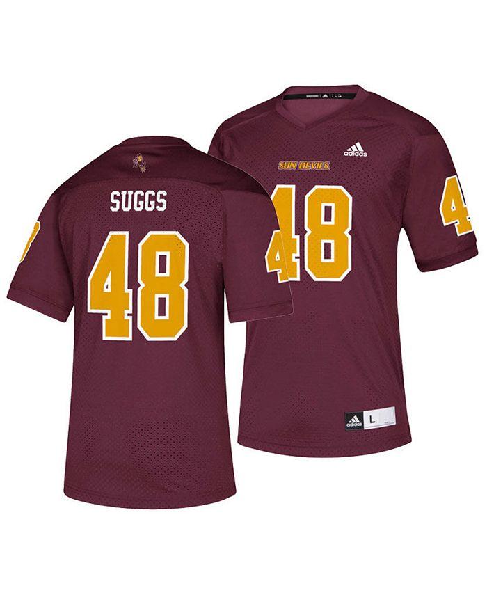 adidas Arizona State Sun Devils Terrell Suggs Men's Replica Football Jersey