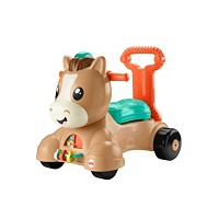 Deals on Fisher Price Fisher-Price Walk, Bounce & Ride Pony