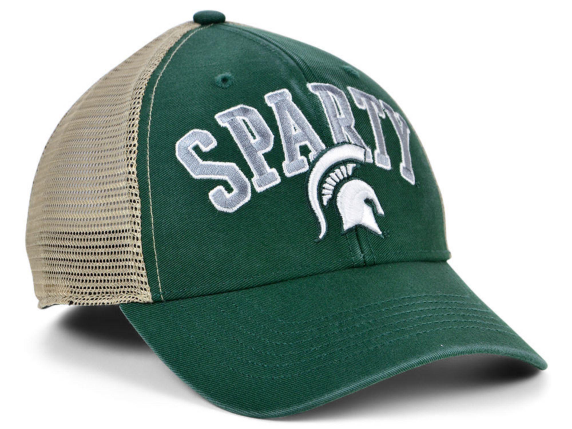 '47 Brand Michigan State Spartans Outland Trucker Cap & Reviews - NCAA - Sports Fan Shop - Macy's