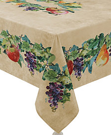 Laural Home Palermo 70x144 Tablecloth