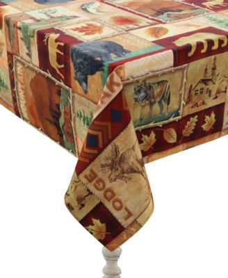 Lodge Collage Table Runner - 13
