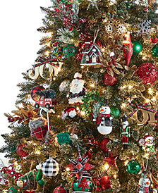 Holiday Lane Christmas Cheer Ornaments Collection, Created for Macy's