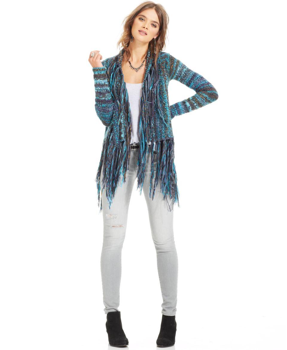 Lucky Brand Jeans Long Cardigan   Sweaters   Women