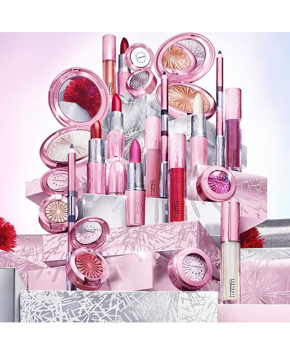 MAC Frosted Firework Collection
