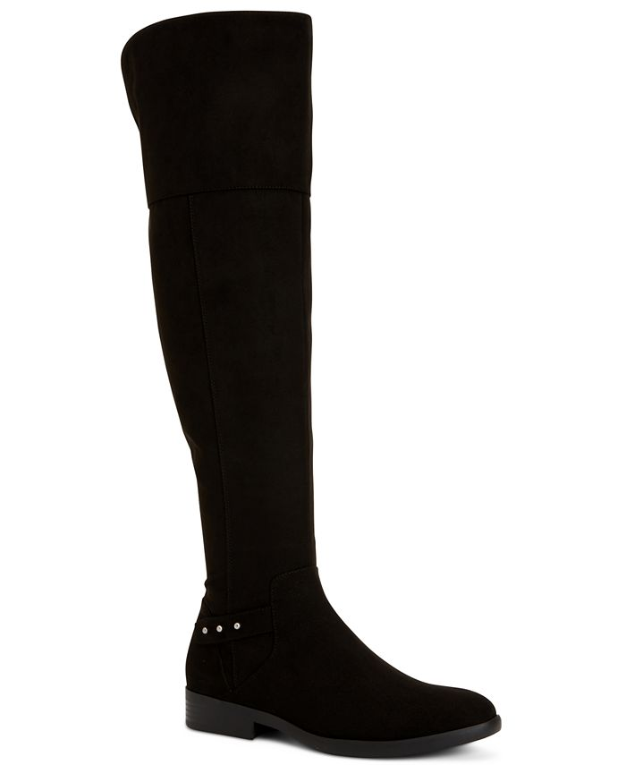 Style & Co - Lessah Over-The-Knee Boots