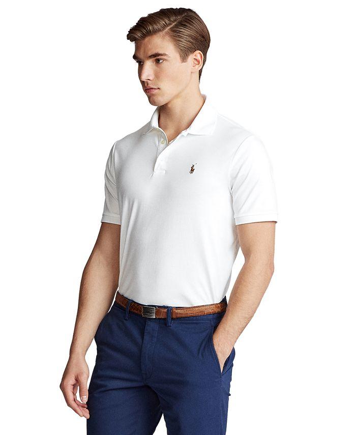 Polo Ralph Lauren - Men's Classic Fit Soft Cotton Polo