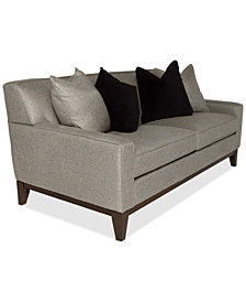 "Effie 73"" Apartment Fabric Sofa, Created for Macy's"