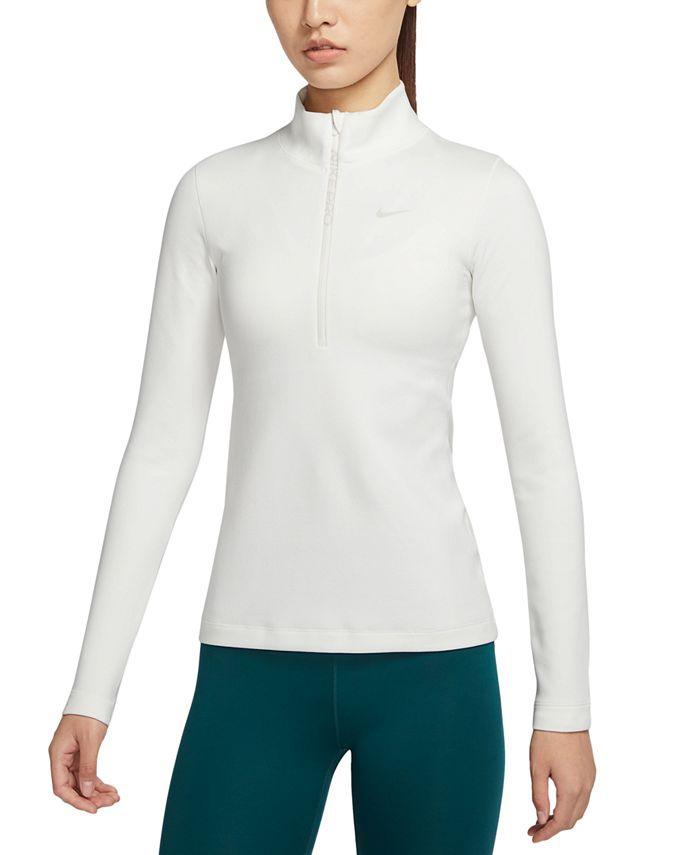 Nike - Pro Therma Dri-FIT Half-Zip Top