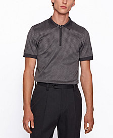 BOSS Men's Polston 17 Slim-Fit Polo Shirt
