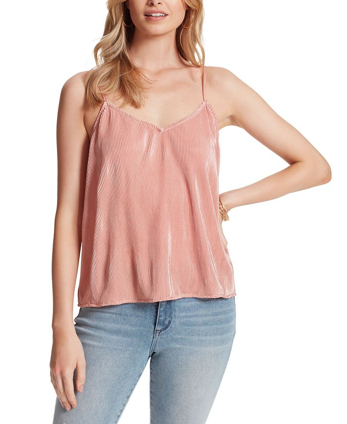 Jessica Simpson - Ribbed Adjustable Camisole