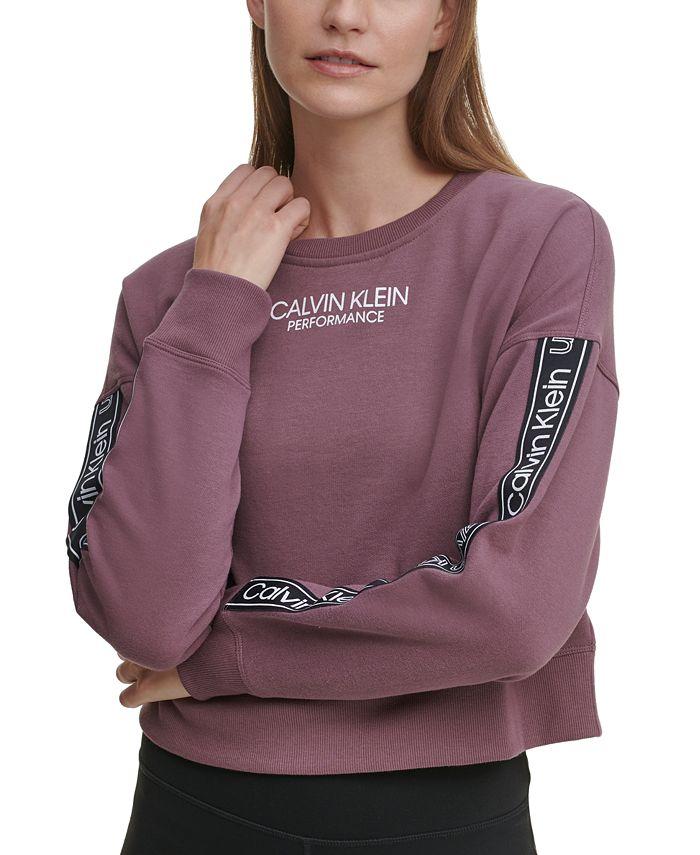 Calvin Klein - Cropped Logo Top