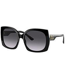 Dolce & Gabbana Sunglasses, DG4385 58