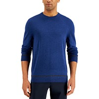 Alfani Mens Crewneck Sweater Deals