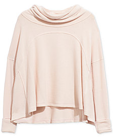 Free People Cozy Time Funnel Top