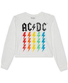 Love Tribe Juniors' ACDC Long-Sleeve T-Shirt