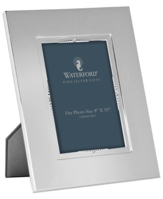 """Waterford Lismore Bead 8"""" x 10"""" Picture Frame"""