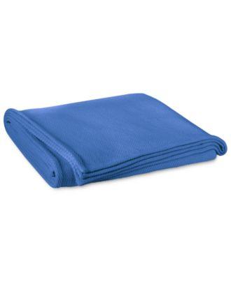 Ralph Lauren Palmer Full/Queen Bed Blanket