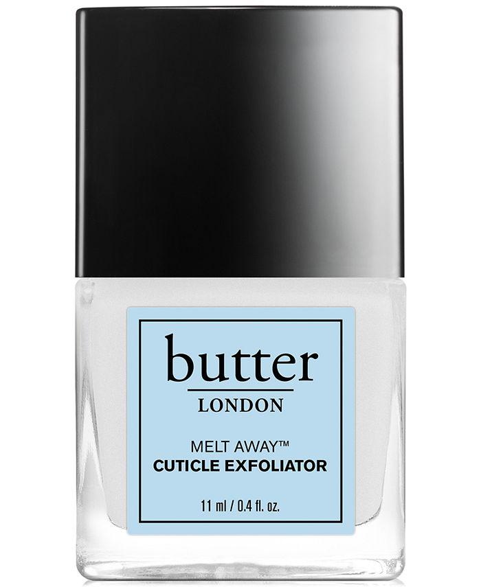 butter LONDON - Melt Away Cuticle Exfoliator