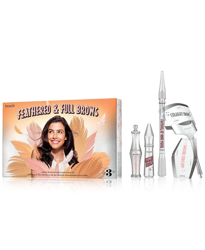 Benefit Cosmetics - 5-Pc. Feathered & Full Brows Set