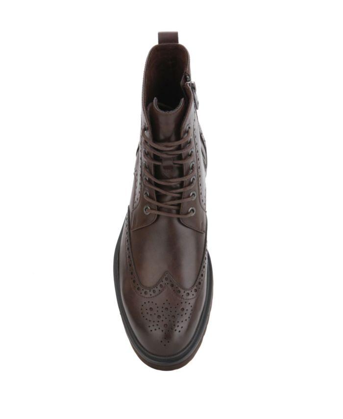 Kenneth Cole Reaction Men's Klay Lug WT Boots & Reviews - All Men's Shoes - Men - Macy's