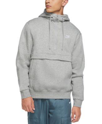 Men's Club Fleece Colorblocked Half-Zip Hoodie