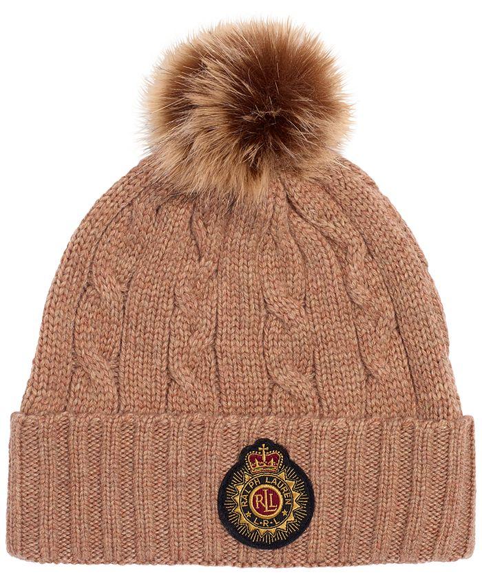 Lauren Ralph Lauren - Patch Cable Hat