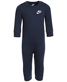 Nike Baby Boys' Stretch French Terry Coverall