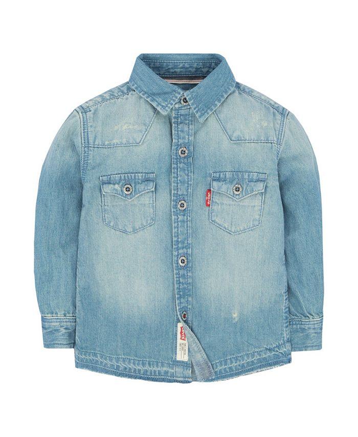 Levi's - Baby Boys Western Shirt
