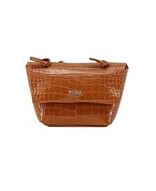 Vera New York Women's Genny Vegan Leather Crossbody